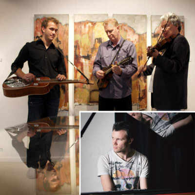 String Theories & Oliver Downes Trio